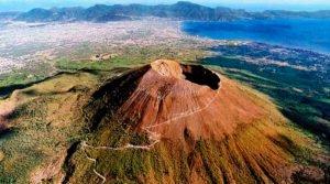 Volcán del Monte Vesubio