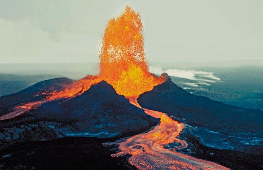 volcan mauna loa hawaii
