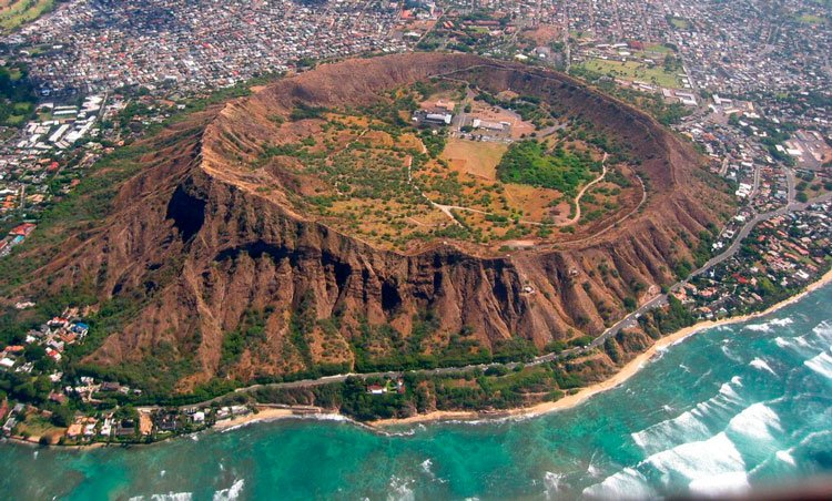 volcan diamond head honolulu