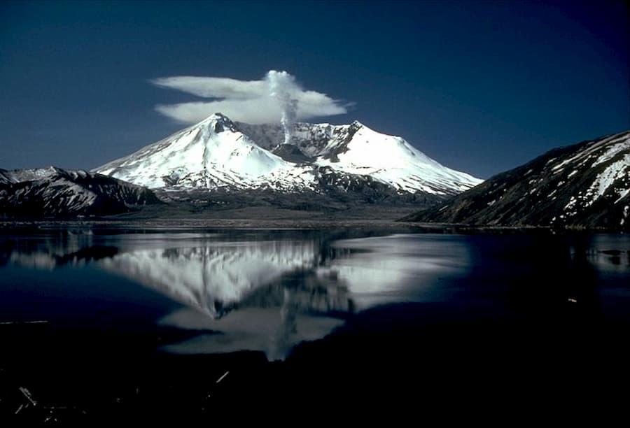 monte santa helena erupcion