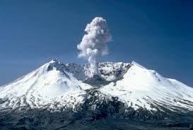 Volcán Monte Santa Helena 1