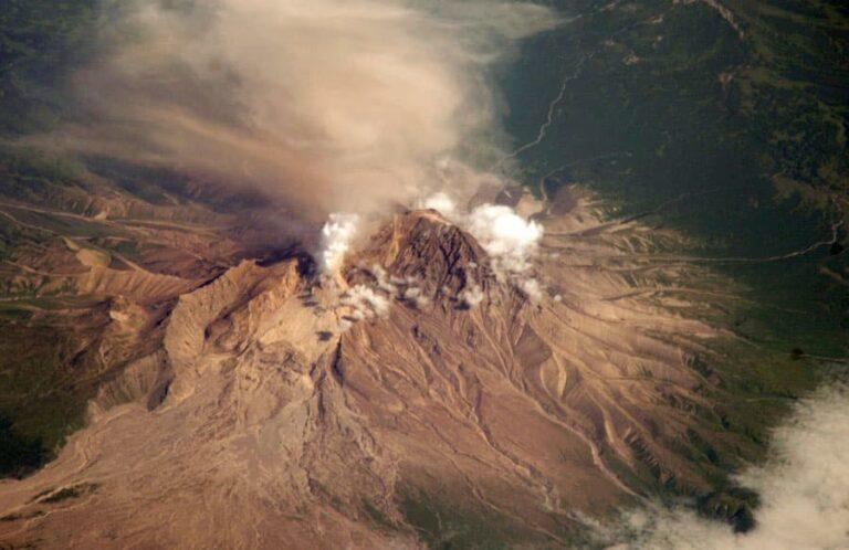Volcán Shivéluch