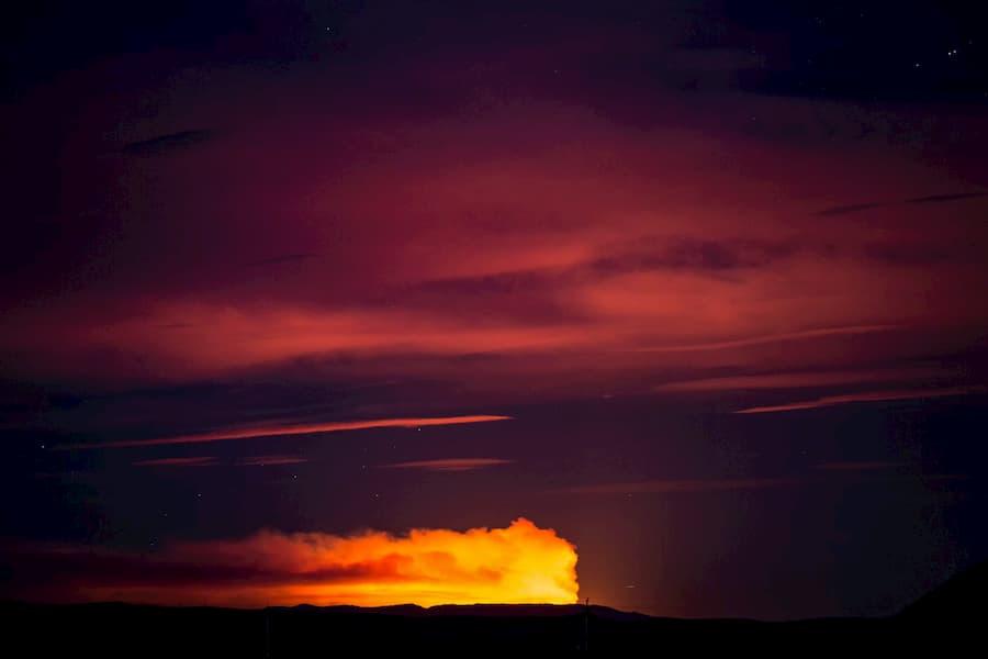 erupcion volcan Bardarbunga