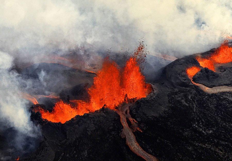 Volcán Bárdarbunga